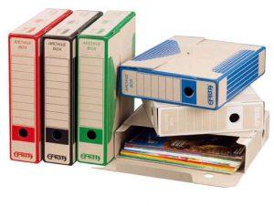 Box archivní plný 33x26x7