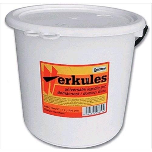 Lepidlo Herkules 5kg kbelík Koh-i-noor Univerzální lepidlo Herkules lepí papír