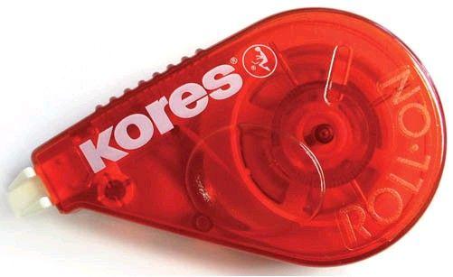 Korekční strojek KORES Roll-On 4