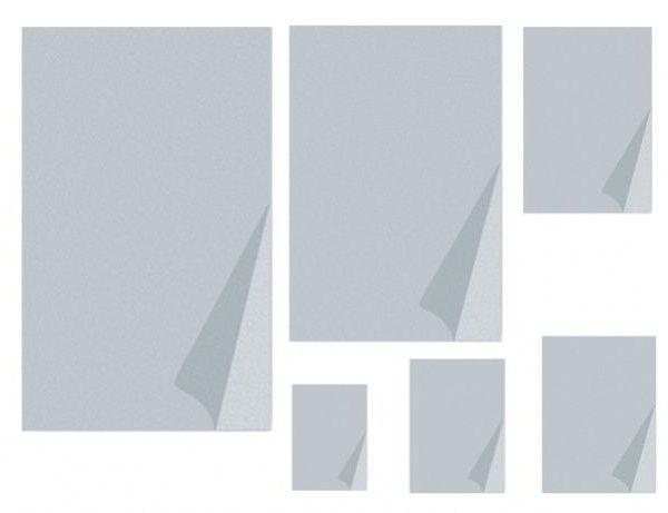 Folie laminovací A5/125mic Laminovací pouzdra -čirá -lesklá -jsou vhodná pro všechny druhy laminátorů -laminování ochránídokument a fotografie proti mechanickému poškození
