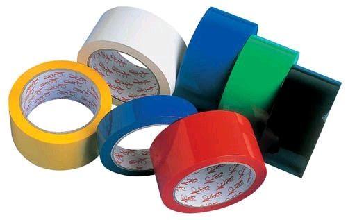 Lepicí páska 48x50 modrá Balicí páska pro balení zásilek -vhodná na použití do skladů apod. -síla 28 mikronů Rozměr: 50mm x 66 m