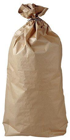 Pytel papírový 65x120 3 vrstvý Třívrstvé papírové pytle odolné vůči roztržení! -rozměr: 65x120