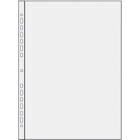 Obal závěsný čirý A4 /100ks 150mi Zakládací obal závěsný / ČIRÝ 150 mikronů Formát: A4 Balení obsahuje: 100ks