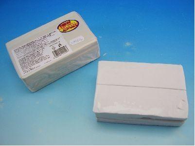 Modelína Koh-i-noor bílá 1kg Modelovací materiál