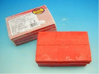 Modelína Koh-i-noor červená 1kg Modelovací materiál