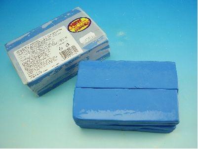 Modelína Koh-i-noor modrá 1kg Modelovací materiál