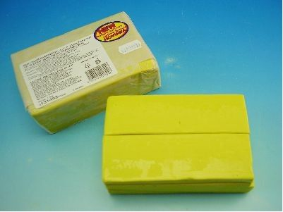 Modelína Koh-i-noor žlutá 1kg Modelovací materiál