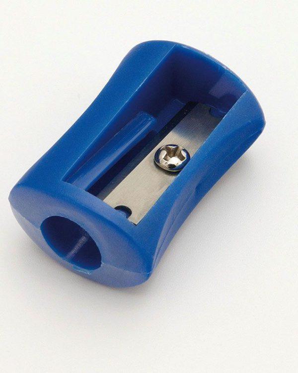 Ořezávátko Europen plastové Plastové ořezávátko s jedním otvorem -pro dřevěné tužky a pastelky -vhodné do škol