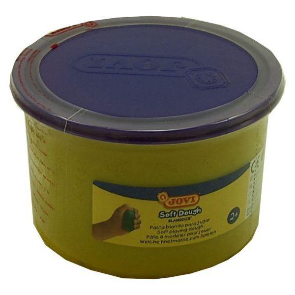 Modelína JOVI Blandiver 460gr fialová - 46006 Blandiver je plastelína vyrobená na bázi vody