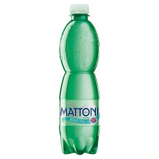 Minerální voda MATTONI 0