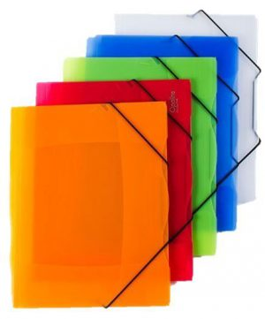 Desky spisové plast 253 s gumou fialové Opaline FIALOVÁ Desky vyrobené z polypropylenu se třemi chlopněmi a s gumičkou. -ideální pro přenášení většího počtu dokumentů Rozměry: 249 x 320 x 5 mm