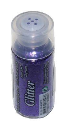 Glitter 15g - fialová Třpytky