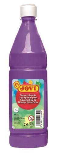 Barvy temperové JOVI 1lt fialová - 51123 Nové tempery značky Jovi jsou označovány jako hotové temperové barvy. Jsou odlišné od klasických školních temperových barev