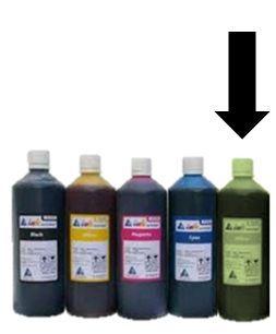 Inkoust zelený  Koh-i-noor 1000gr Černý inkoust balený v 1000g plastové lahvičce určený do plnicích per a sloužící pro ruční psaní na papír. Vhodný jak pro malé školáky