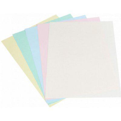 Papír barevný Color A4/80gr 5x20 pastel. barvy A4/80gr Kvalitní multifunkcní papíry