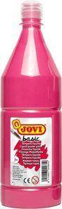 Barvy temperové BASIC jovi 1l růžová 50908 Temperové barvy Basic dobře kryjí