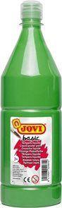 Barvy temperové BASIC jovi 1l světle zelená 50917 Temperové barvy Basic dobře kryjí