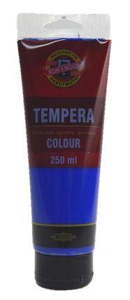 Barvy temperové Koh-i-noor tuba 250ml modrá ultramarin MODRÁ ULTRAMARIN Tempery obsahují vysoce kvalitní pigmenty