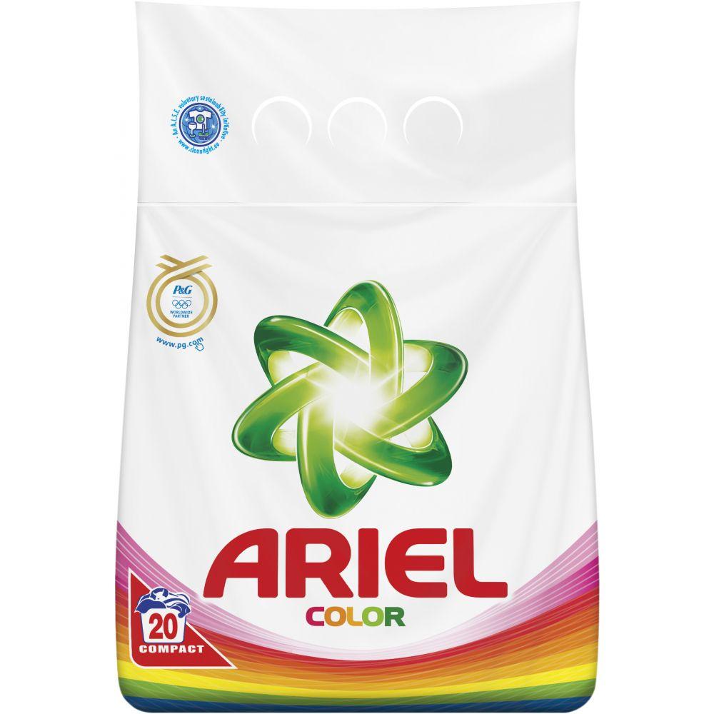 Prášek na praní Ariel Color a Style 1