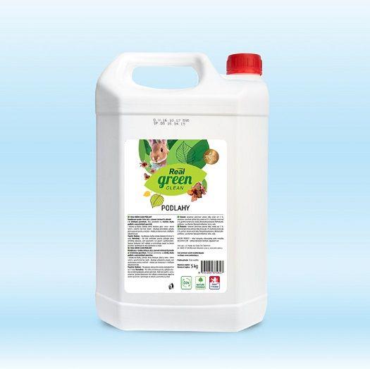 Real GREEN Clean 5kg na podlahy