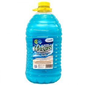 Mýdlo antibakteriální 5l modré ÚČINNÉ PROTI BAKTERIÍM