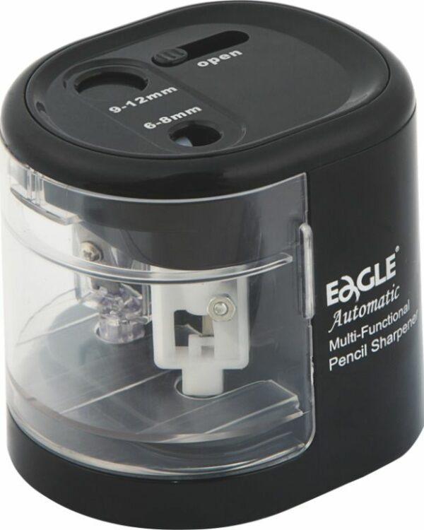 Ořezávátko elektrické EAGLE na 2 tužky 6–8